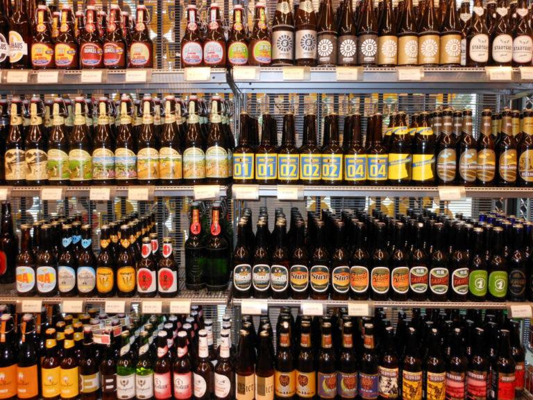 Ταβέρνα Ξυλούρης, Μπύρες, Microbrews.
